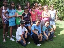 Adolescentes.